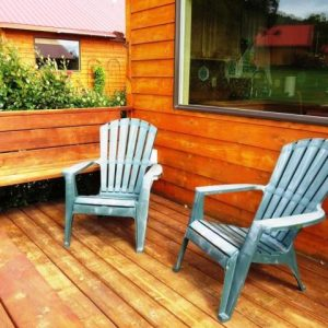 Bear Canyon Cottages :: The Deck
