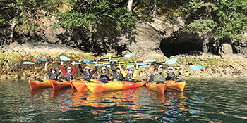 Just Add Water Adventures :: Kayak Tours