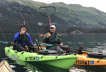 Just Add Water Adventures :: Fishing Tours